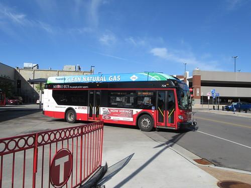 St Cloud Metro Bus 724