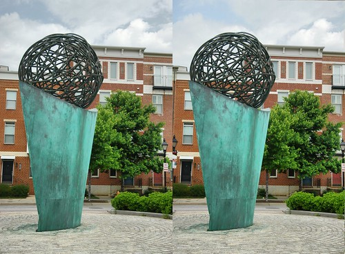 Sculpture titled