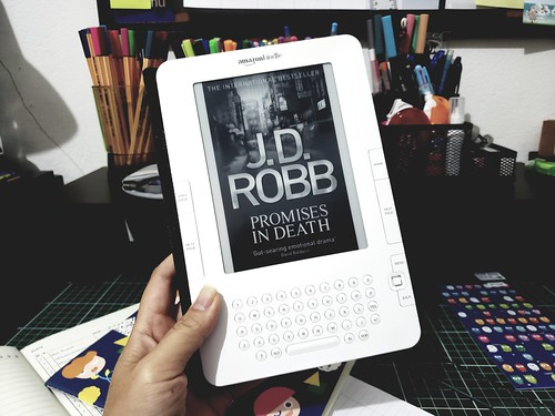 Promises in Death (J. D. Robb)