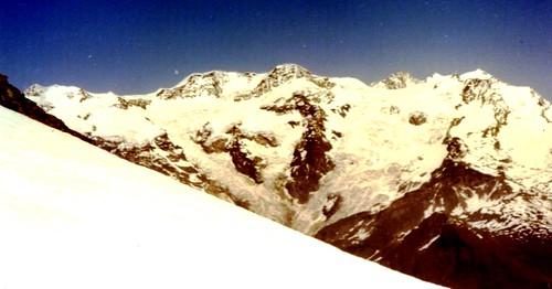 Testa Grigia  (3315 m) - Val d'Ayas