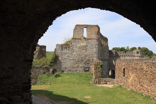 Germany / Rhineland-Palatinate - Rheinfels Castle