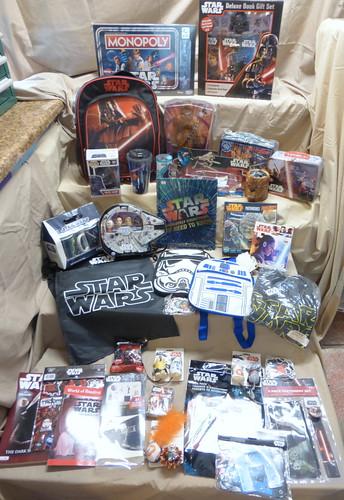 BAS 132 Star Wars part 1
