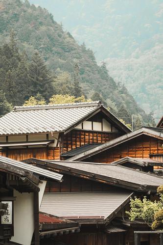 Tsumago-juku, Nagiso-machi, Nagano-ken