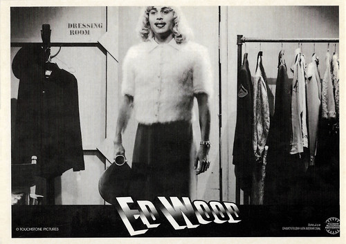 Johnny Depp in Ed Wood (1993)