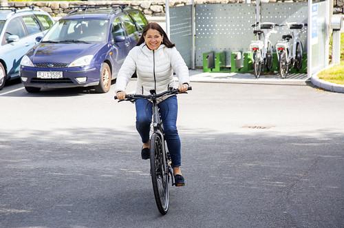 Ansatte kan lease el-sykler