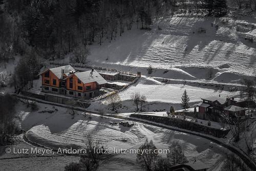 Andorra rural nature: La Massana, Vall nord, Andorra