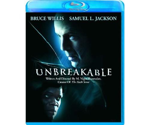 Unbreakable Bluray