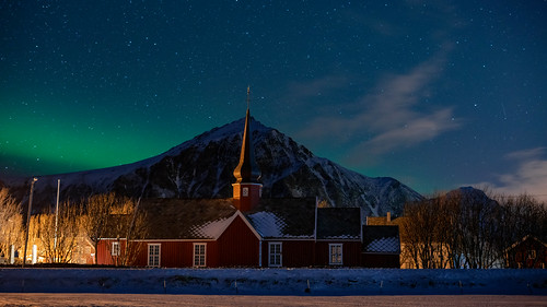 The Red Church - Northern Lights