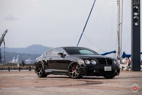 Bentley Continental GT - Vossen Forged CG-205 Wheels - © Vossen Wheels 2018 - 1040