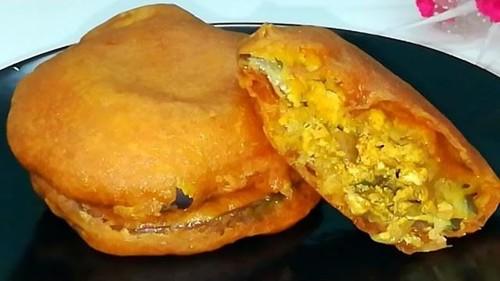 ১০০ গুন বেশি স্বাদের মচমচে কিমা বেগুনি । কিমা বেগুনি । Chicken Keema Beguni । Beguni Recipe Bangla