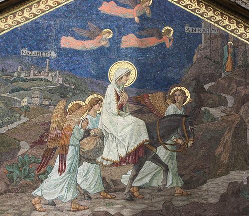 Visitation Mosaic