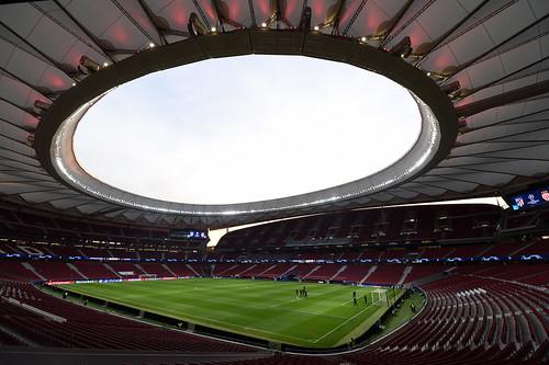Wanda Metropolitano - November 28, 2018