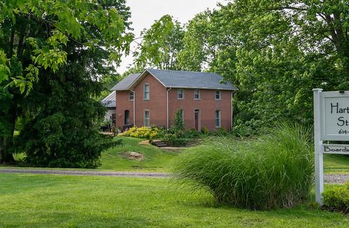 Olderman House — Clear Creek Township, Fairfield County, Ohio
