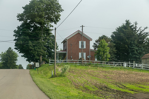 Stout House — Clear Creek Township, Fairfield County, Ohio