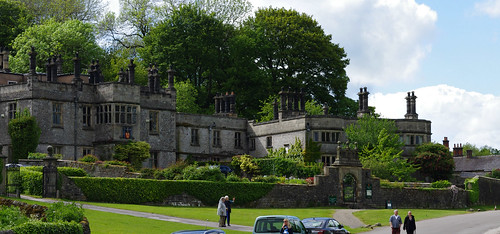 Tissington Hall