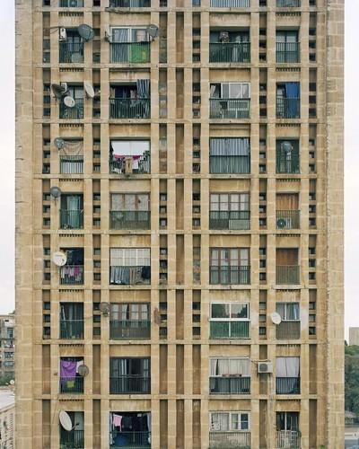 13200 ARLES le logement collectif vu par Daphné Bengoa & Leo Fabrizio