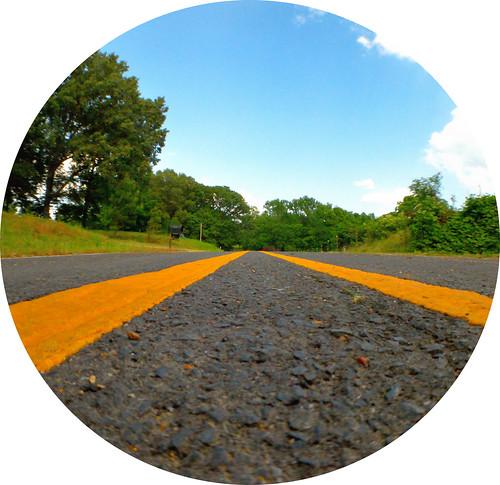 152/365 My Road