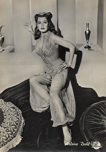 Arlene Dahl in Desert Legion (1953)