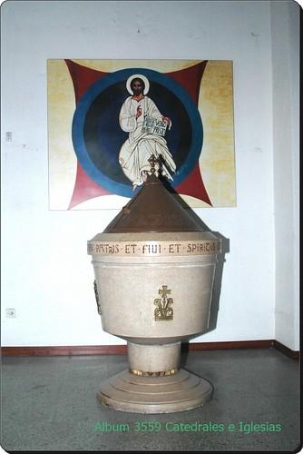 Parroquia de San Carlos Borromeo (Barcelona) Cataluña,España