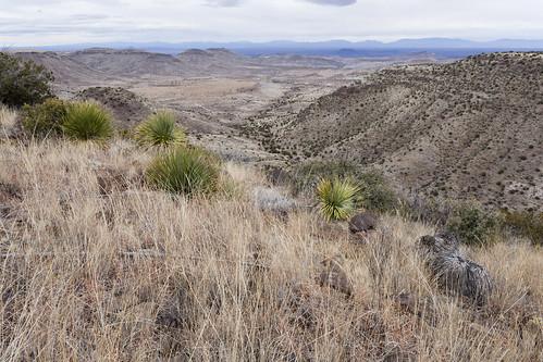 Central Sierra de las Uvas