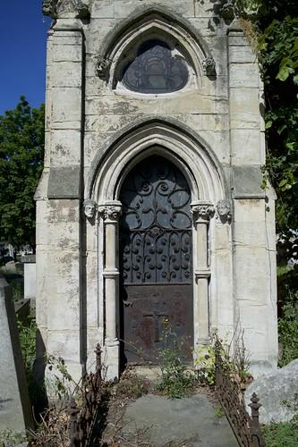 The Jimenez Mausoleum