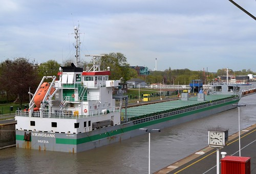 Vikingbank Keil Canal 250419