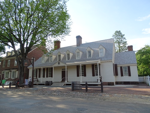 Colonial Williamsburg - Raleigh Tavern