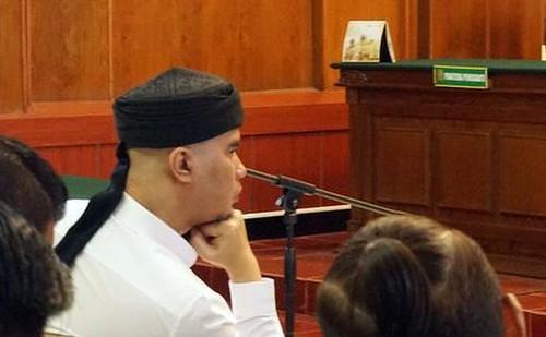 Ahmad Dhani Tidak Diperbolehkan Pindah ke Lapas Cipinang, Terpaksa Lebaran di Rutan Mendaeng