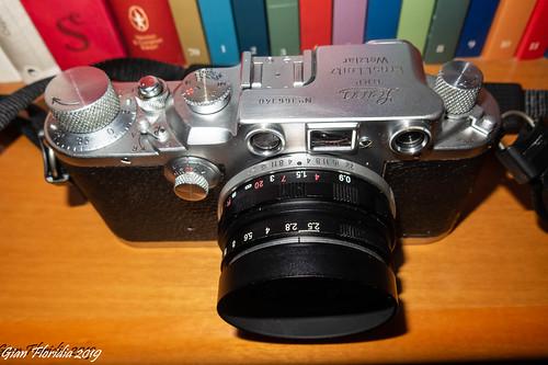Leica IIIc n.366340 (1940)