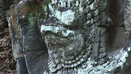 Cambodia - Temples Of Angkor -  Prasat Preah Khan - Garuda - 73