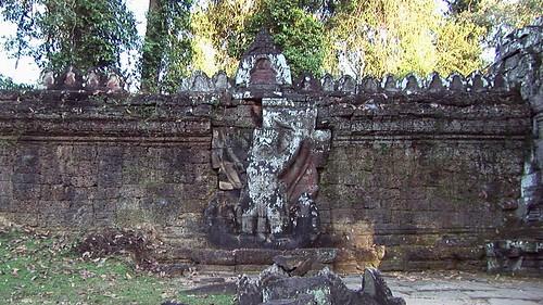Cambodia - Temples Of Angkor -  Prasat Preah Khan - Garuda - 71