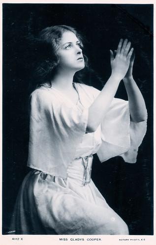 Miss Gladys Cooper