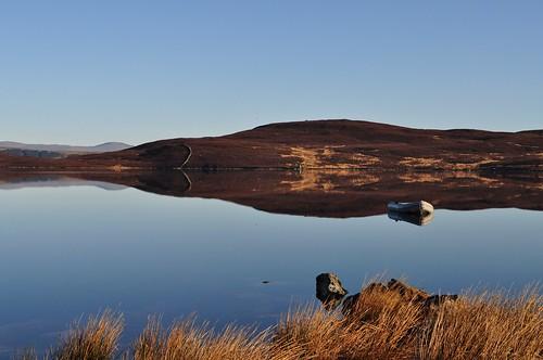 Quiescent lake