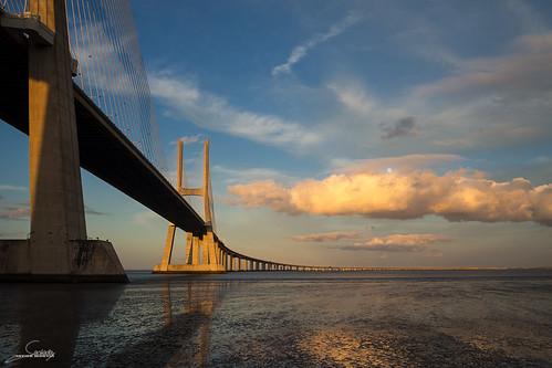 Puente Vasco da Gama 4