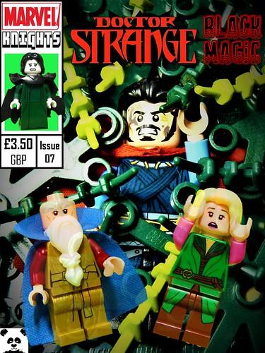 MKSG Doctor Strange: Black Magic - Issue #7