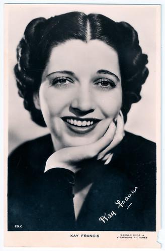 Miss Kay Francis