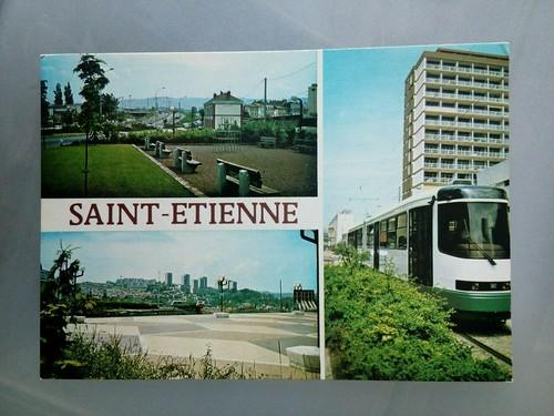 42 SAINT-ETIENNE-gare-de-la TERRASSE STAS TRAM - LOIRE