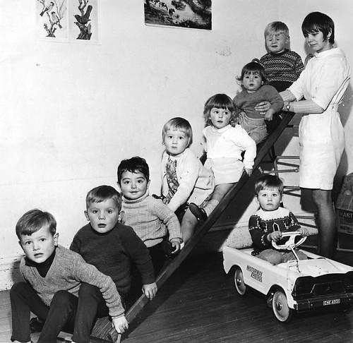 Craigton Day Nursery Arbroath 1969