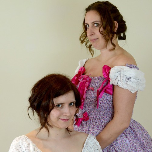 Ladies Antebellum: A Mighty Fine Adventure 7-8 July @TheDeadSecrets @kingssalford @GMFringe