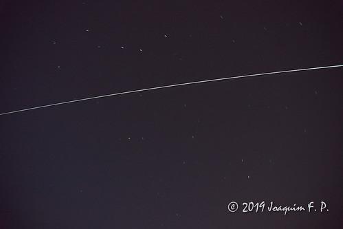 Paso de la ISS (estación espacial internacional)