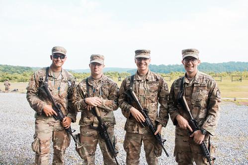 2nd Regiment, Advanced Camp Zero Their Weapons
