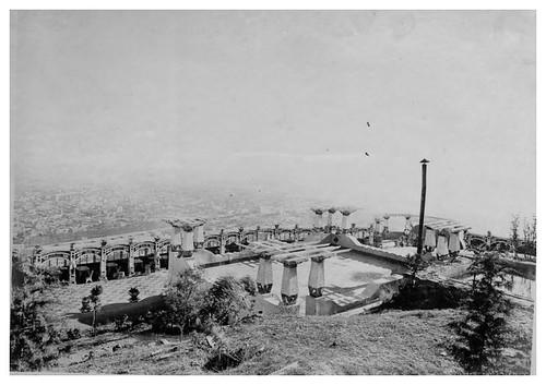 1 de mayo 1928 vamos al Pavo Real, casino Cumbre del Cerro San Cristobal, no lo confundas con el Roof Garden