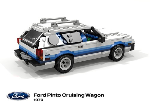Ford Pinto Cruising Wagon - 1979