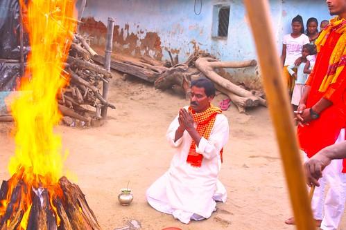 The seeds of divinity live in everyone. Chanting of Om Namah Shivaya mantra is the art of sprouting that divinity.  #LordShiva #Shiv #belief #beliefs #worshipping #God #manda #mandapuja #Argora #Ranchi #Jharkhand #myclicks #Vivek