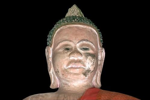 Cambodia - Temples Of Angkor - Buddha - 322d