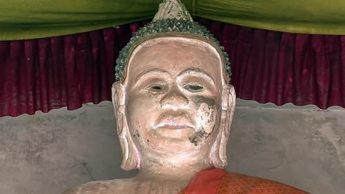 Cambodia - Temples Of Angkor - Buddha - 322