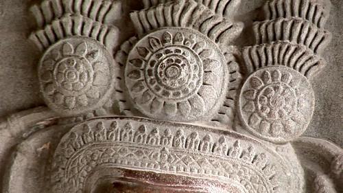Cambodia - Temples Of Angkor - Angkor Wat - Devata - 388