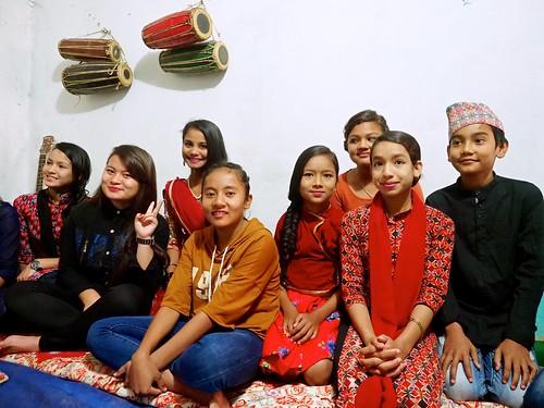 Udayapur Music Program - Katari, Nepal
