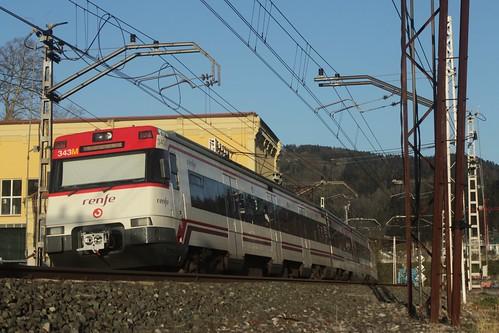 90 aniversario de la electrificación del tramo Alsasua-Irún (1929-2019)