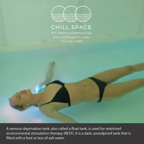 Relieve All Your Stress with Float Tank Therapy